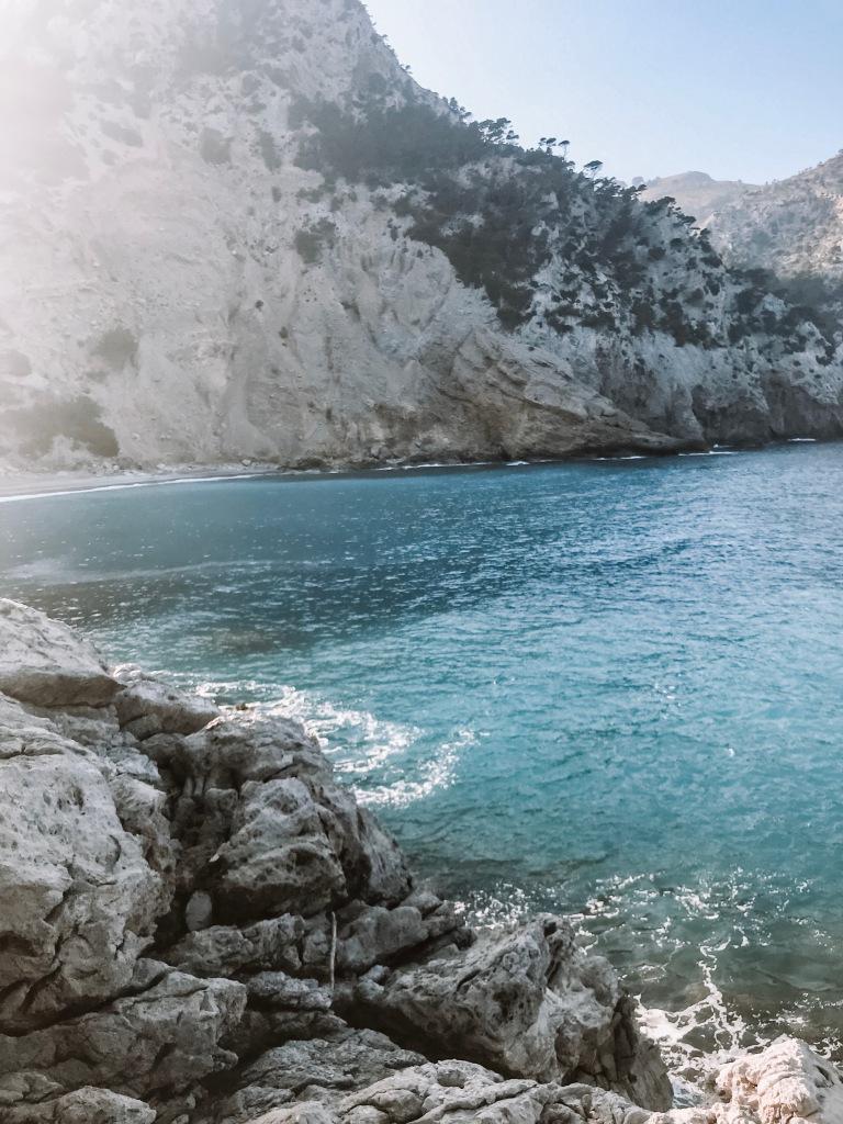 Coll Baix Bucht