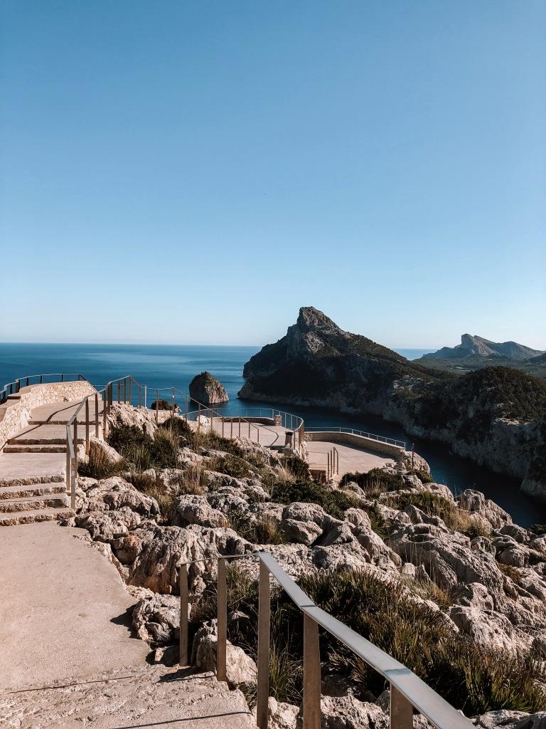 Mirador es Colomer Mallorca